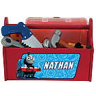 Thomas and Friends Clockwork Red Toy Caddy