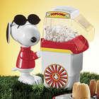 Snoopy Popcorn Popper