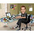 Blogger Caricature from Photos