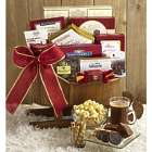 Holiday Sleigh Sweet Delivery Gift Basket