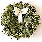 "13"" Peace on Earth Wreath"