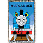 Thomas and Friends Clouds Printed Throw Blanket