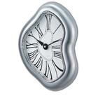 Melted Metal Dali Clock