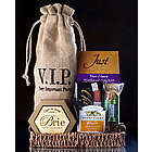 VIP Wine Gift Basket