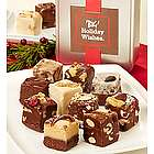 Big Holiday Wishes Gourmet Fudge Tin
