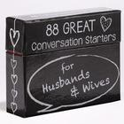 Conversation Starters for Husbands and Wives