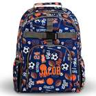 Personalized All Sport Playful Print Backpack