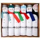 Snowman Cracker Party Favors