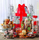 Wolferman's Christmas Cheer Deluxe Gift Tower