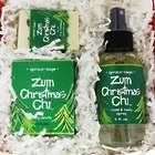 Zum Christmas Chi Spruce Sage 3 Piece Gift Set