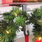 3 Adjustable Garland and Stocking Holders