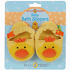 Duck Baby Bath Slippers