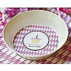 Clairebella Personalized Kid's Bowl