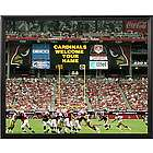 Personalized Arizona Cardinals Scoreboard 11x14 Canvas