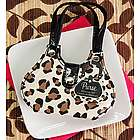 Cheetah Print Purse Manicure Set