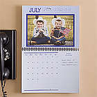 A Year to Remember Photo Wall Calendar