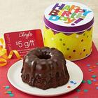 Birthday Chocolate Gracelet Greeting