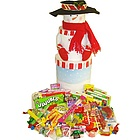 Snowman Tower of Nostalgic Candy