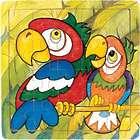 Parrot 21 Piece Wooden Jigsaw Puzzle