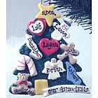 Personalized Family Tree Ornament