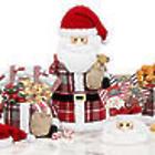 Santa Claus Sweet Assortment Gift Tower