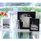 Personalized Love Shadow Box and Unity Sand