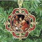 Holy Family Classic Christmas Ornament