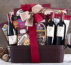 Houdini Napa Valley Red Wine Exclusive Gift Basket
