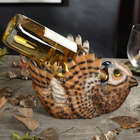 Drunken Owl Wine Bottle Holder