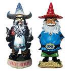 Gnombre and Gnome Ranger Garden Statues