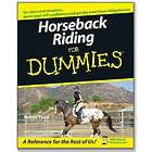 Horseback Riding For Dummies Book