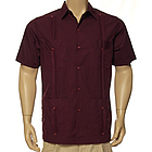 Men's Guayabera Classic Short Sleeve Shirt
