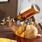 Drunken Deer Wine Bottle Holder
