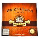 Wicked Jack's Tavern Chocolate Rum Cake 4 oz