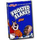 Kellogg's Frosted Flakes Photo-On-A-Box