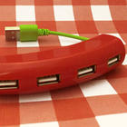 Red Hot Chili Pepper USB Hub