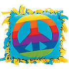 Peace Sign Pillow Craft Kit