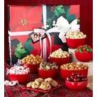 Christmas Winter Floral Snacker's Choice Gift Box