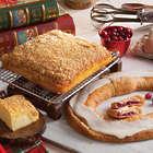 North Pole Kringle and Sponge Cake Gift Box