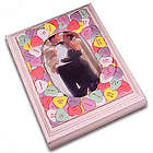 Sweet Heart Picture Frame Musical Jewelry Box