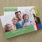 Personalized Photo Thank You Note Cards