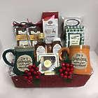 Grandparents' Holiday Breakfast Gift Basket