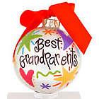 Best Grandparents Christmas Ornament