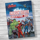 Marvel's The Avengers: Personalized Saves the Day Children's Book