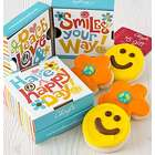 Happy Face Cookie and Gift Card 2 Pack
