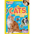 Kid's Cats Sticker Activity Book