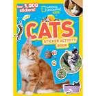 Kid's Cats Sticker Activity Book