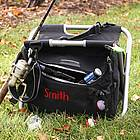 Personalized Fishing and Camping Cooler Chair