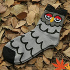 I've Been Up Owl Night Socks