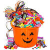 No Tricks Only Treats Halloween Gift Basket